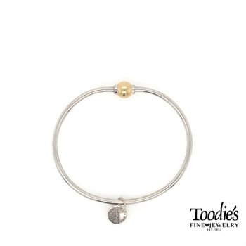 Cape Cod Gold Ball Bracelet
