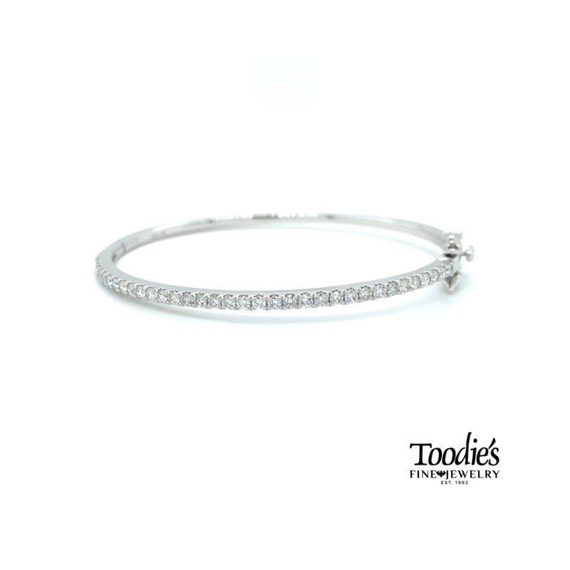 Toodie's Signature Fashion Diamond Bangle Bracelet