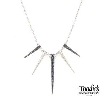 Multi Spike Necklace