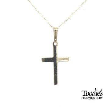 Plain Polished Cross