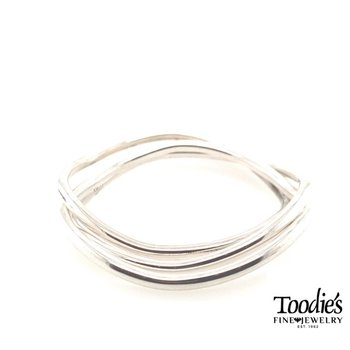 Triple Interlocking Bracelet