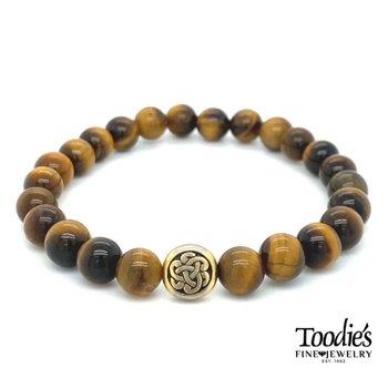 Tigers Eye Stretch Bracelet
