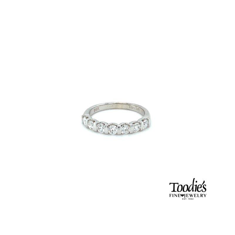 Toodie's Signature Fashion Bar Set Diamond Band