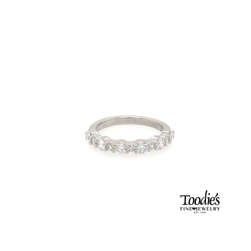 Toodie's Signature Fashion Platinum Bubble Ring