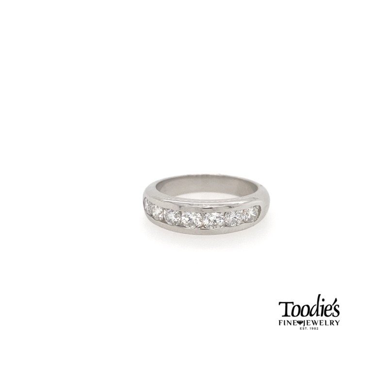 Toodie's Signature Fashion Seven Stone Channel Band
