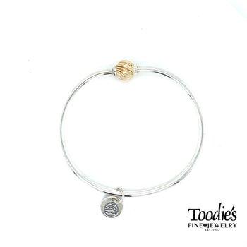 Cape Cod Twisted Ball Bracelet