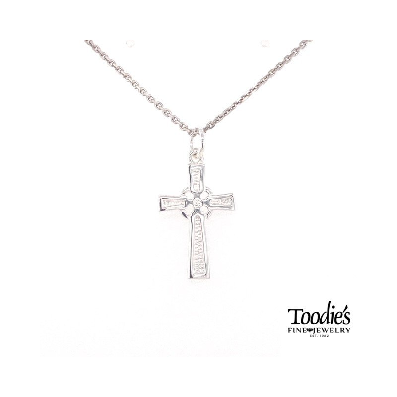 Toodie's Signature Fashion Celtic Cross Necklace