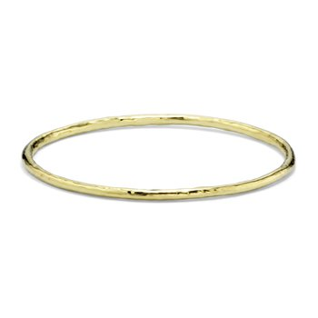 18k Gold Glamazon Bangle