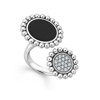 Double Statement Ring