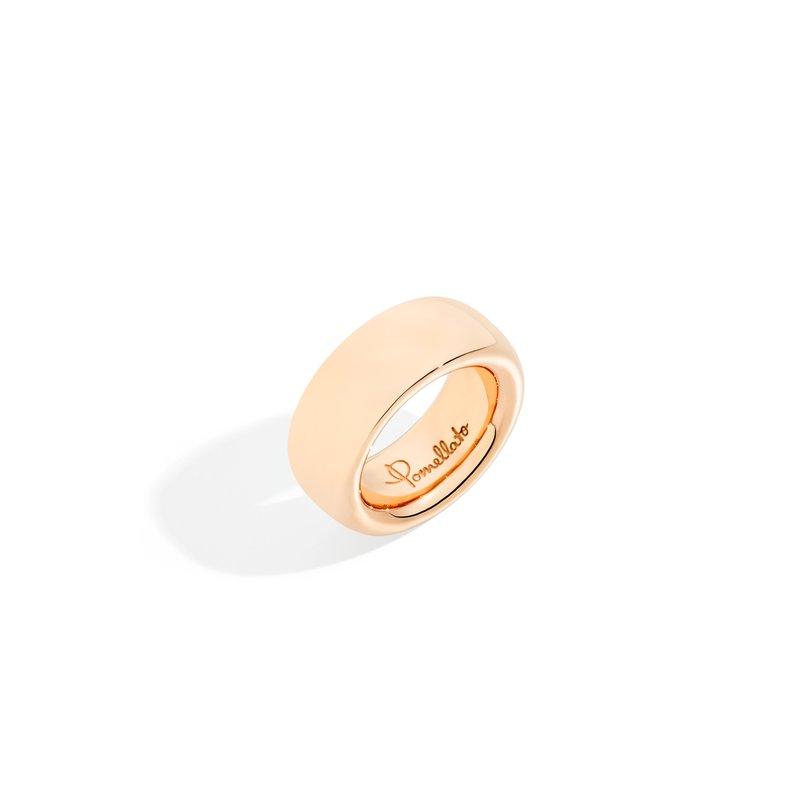 Pomellato Iconica ring 18k rose gold