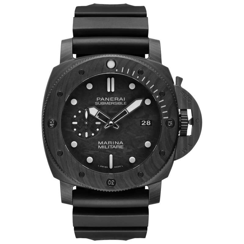 Panerai Submersible Marina Militare Carbotech™ - 47mm