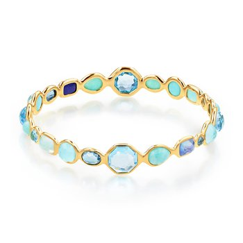 18k Rock Candy Hero Bangle