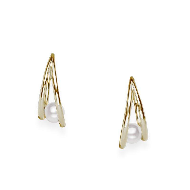 Mikimoto Akoya Pearl Earrings