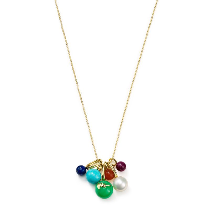 Ippolita 18k Nova Cluster Necklace