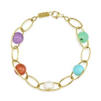 18k Nova Link Bracelet