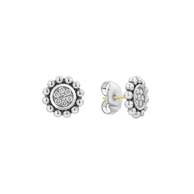 LAGOS Diamond Earrings