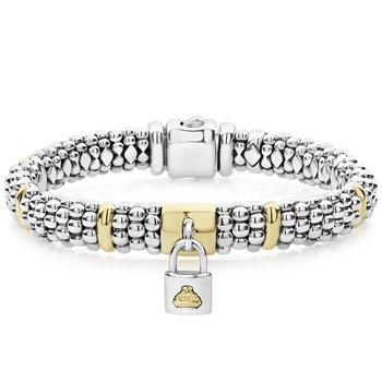 Caviar Lock Bracelet