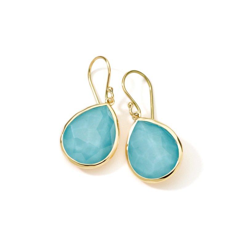 Ippolita 18k Rock Candy Medium Teardrop Earrings