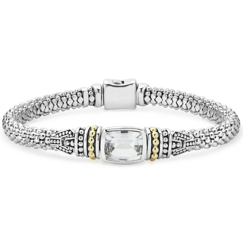 LAGOS Gemstone Caviar Bracelet