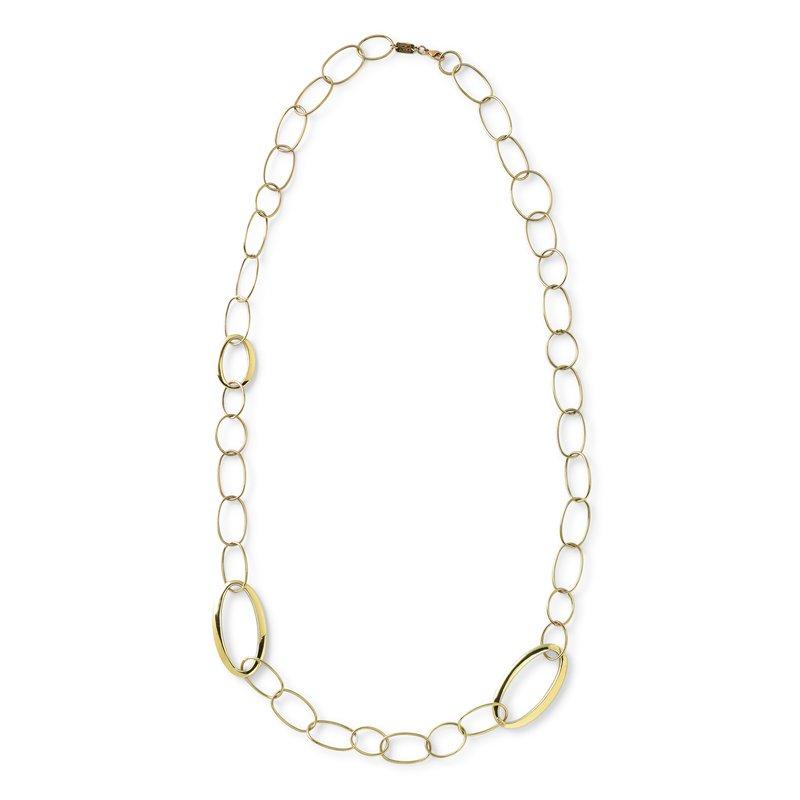 Ippolita 18k Classico Mixed Link Necklace