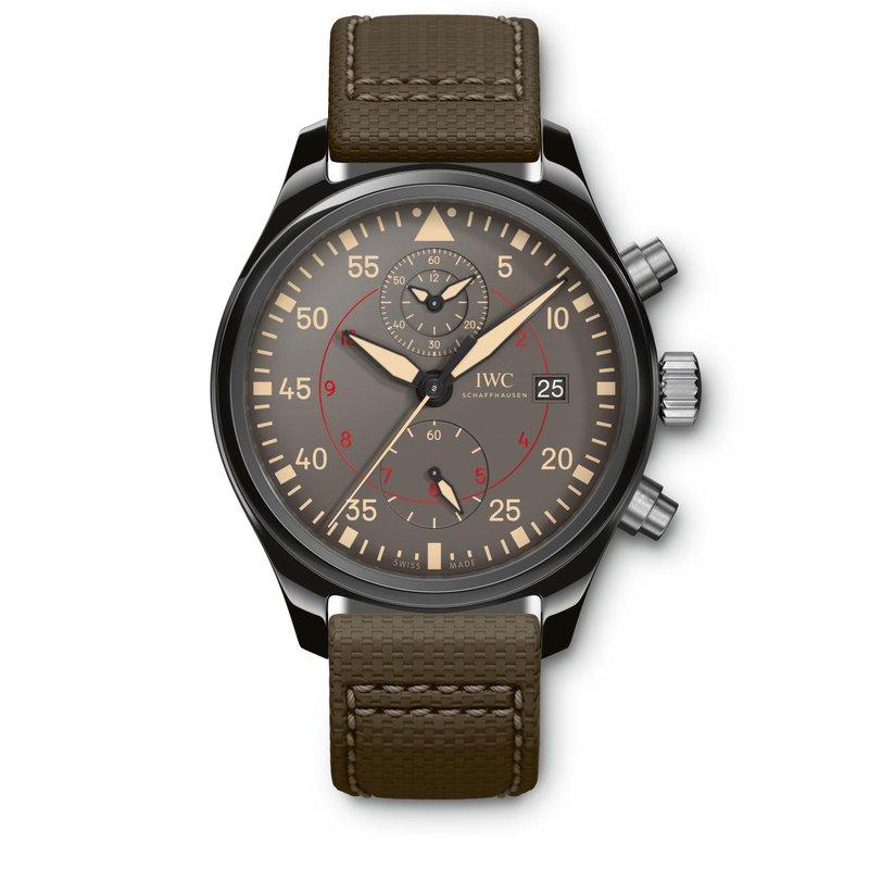 IWC Schaffhausen Pilot's Watch Chronograph TOP GUN Miramar