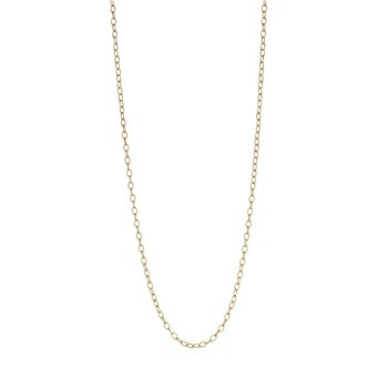 18k Yellow Gold Small Link Chain