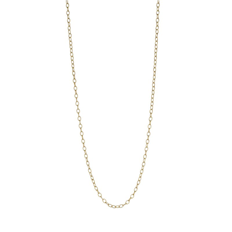 Penny Preville 18k Yellow Gold Small Link Chain