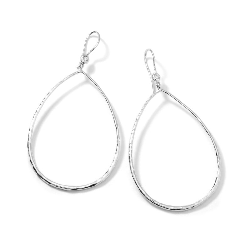 Ippolita Stardust Open Teardrop Earrings