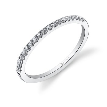 14k Gold Classic Diamond Band