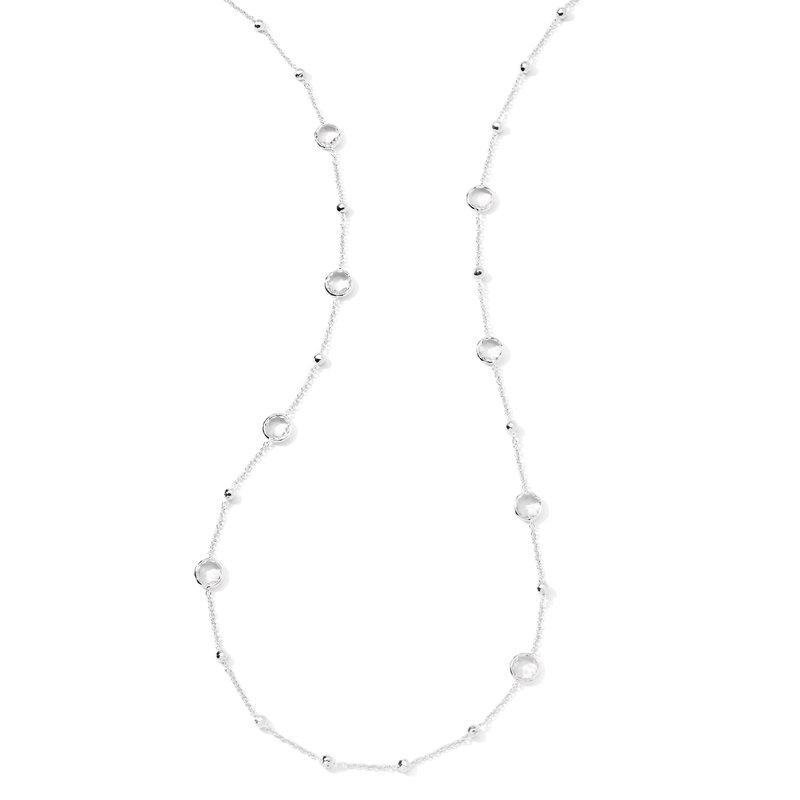 Ippolita Lollipop Ball & Stone Station Necklace