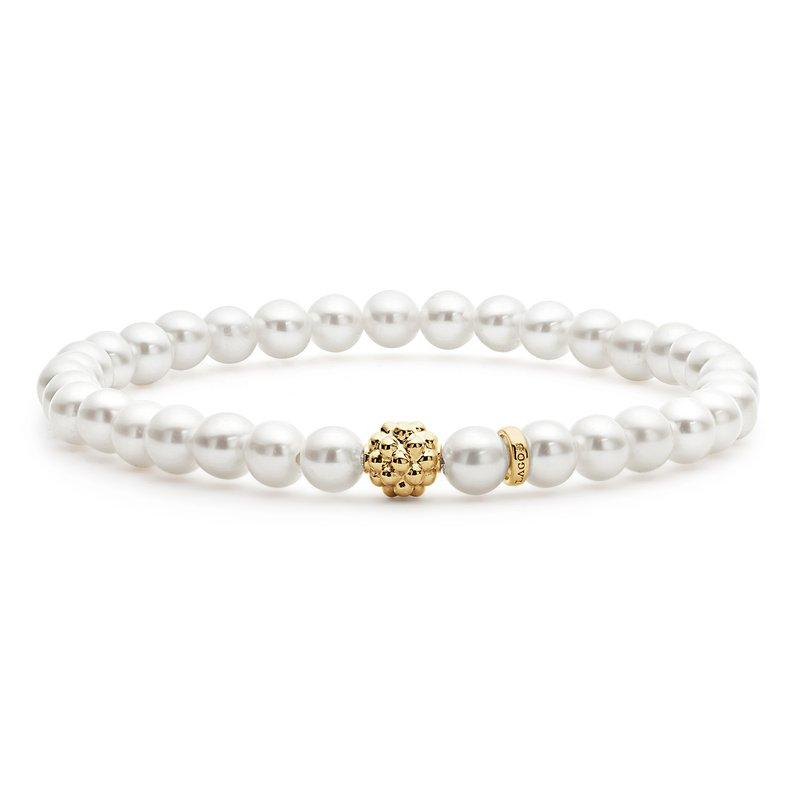 LAGOS Gemstone Bead Bracelet