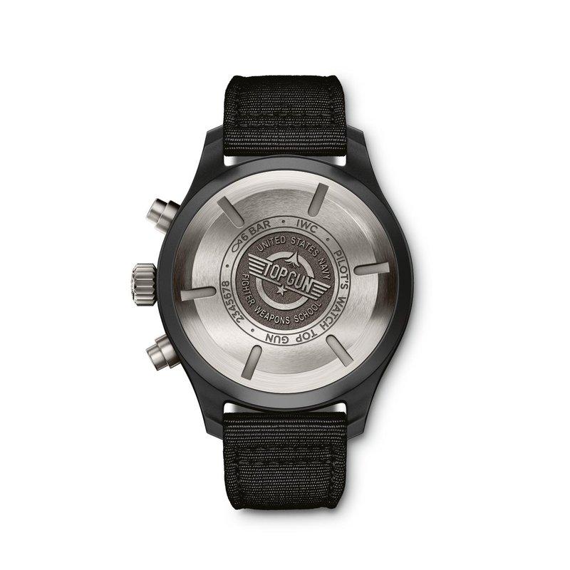 IWC Schaffhausen TOP GUN Chronograph