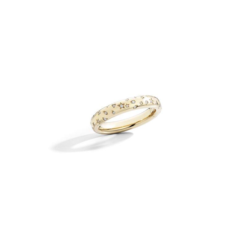 Pomellato Iconica 18k rose gold diamond bracelet