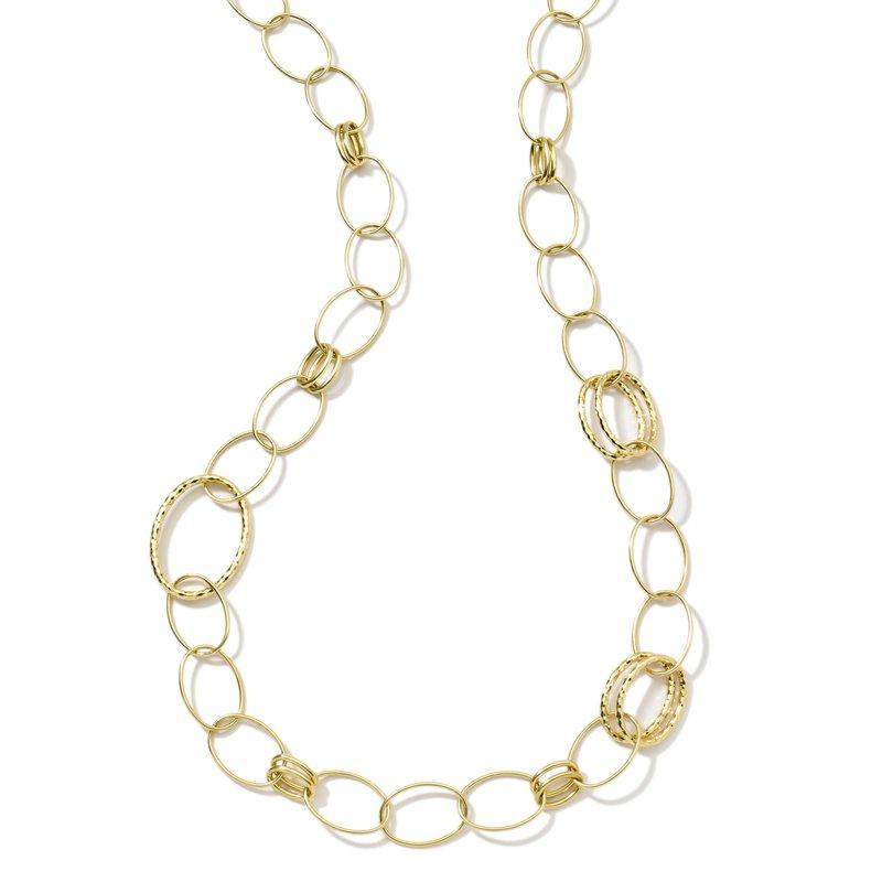Ippolita 18k Classico Bastille Link Necklace