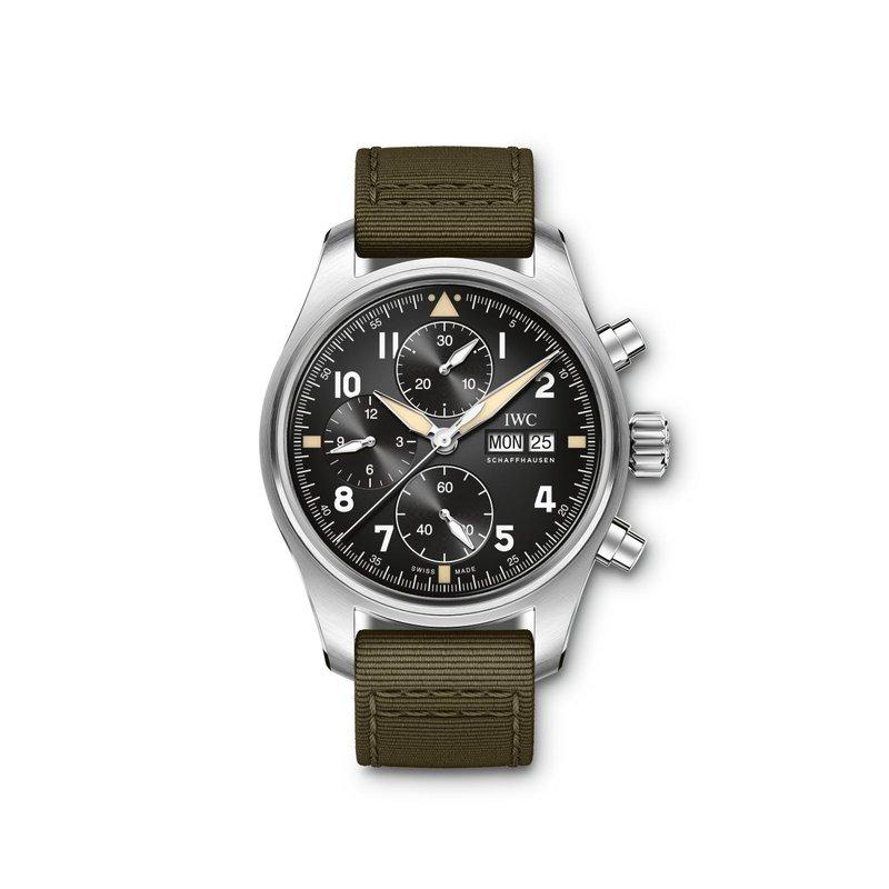 IWC Schaffhausen Pilot's Spitfire Chronograph