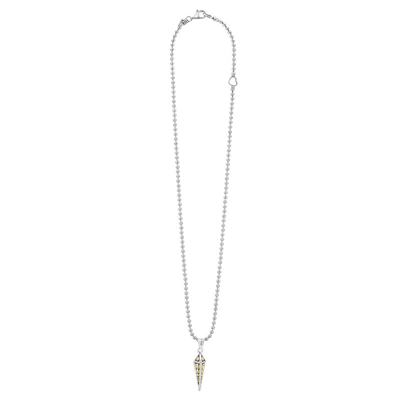 LAGOS Caviar Pendant Necklace