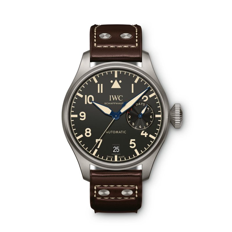 IWC Schaffhausen Big Pilot's Watch Heritage