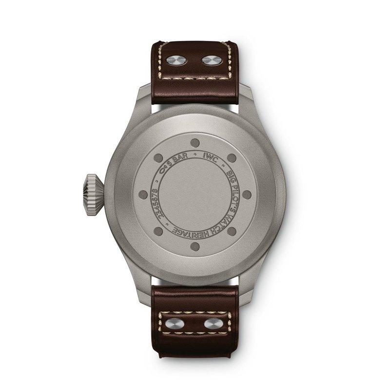 IWC Schaffhausen Big Pilot's Watch Heritage