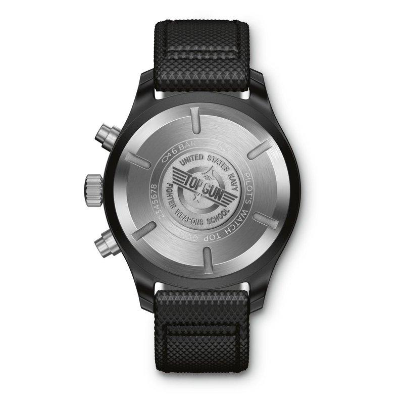 IWC Schaffhausen Pilot's Watch Chronograph TOP GUN