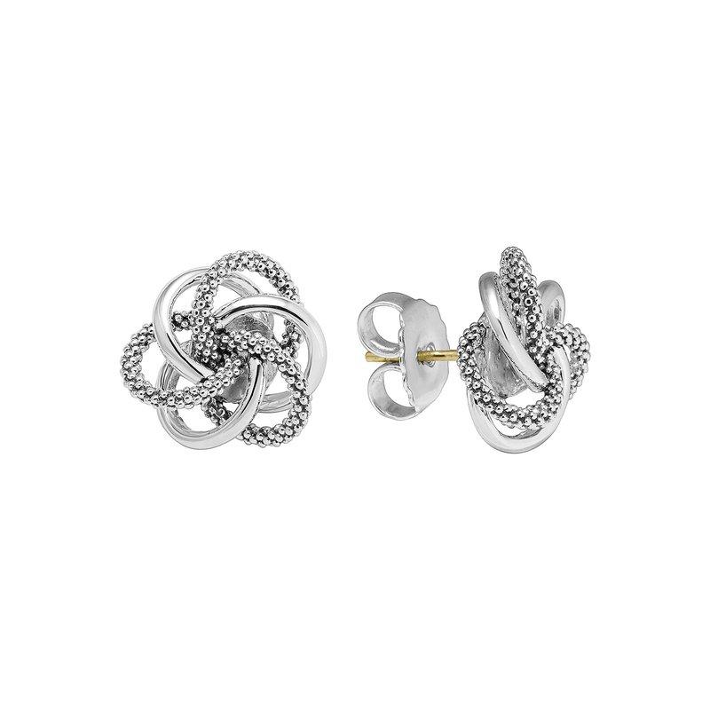 LAGOS Love Knot Earrings