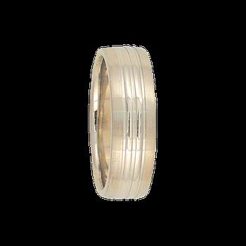 7mm 6T48 Mens Comfort Curve Wedding Band