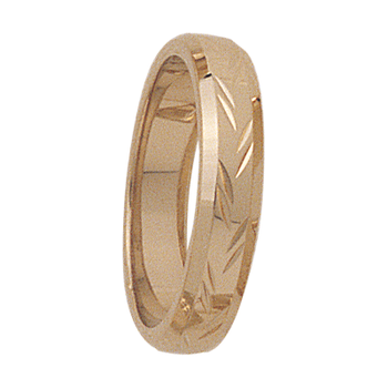4mm 2T83 Ladies Wedding Band