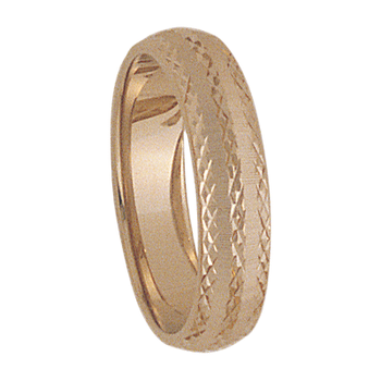 7T23 Ladies 5mm Wedding Band
