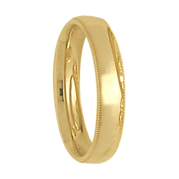 4T18B Ladies Wedding Band