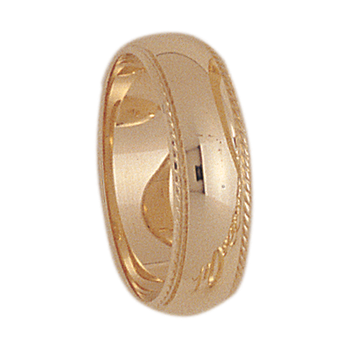 600A Ladies Wedding Band