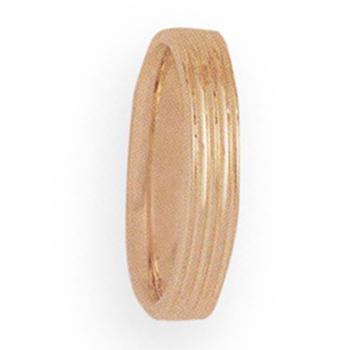 4mm 3t73 Ladies Comfort Curve Wedding Band