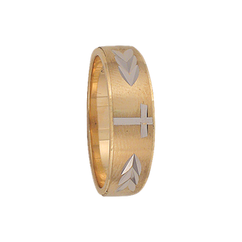 7mm 644 Mens Tapered Wedding Band