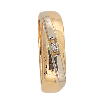 5.5mm 5579 LadiesTapered Wedding Band
