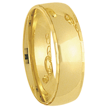 7T18C Mens Wedding Band