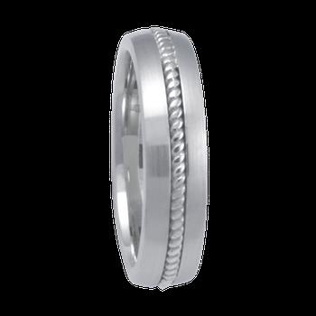 5mm 7T11 Ladies Comfort Curve Wedding Band